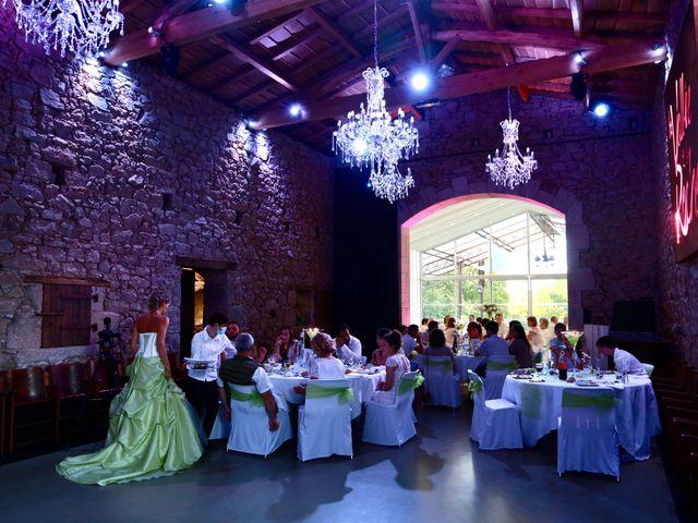 Le mariage de Sebastian et Laetitia à Tiffauges, Vendée 58