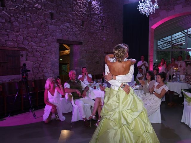 Le mariage de Sebastian et Laetitia à Tiffauges, Vendée 61