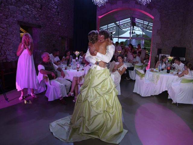 Le mariage de Sebastian et Laetitia à Tiffauges, Vendée 62