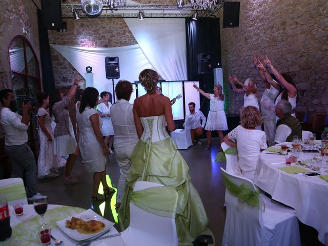 Le mariage de Sebastian et Laetitia à Tiffauges, Vendée 63