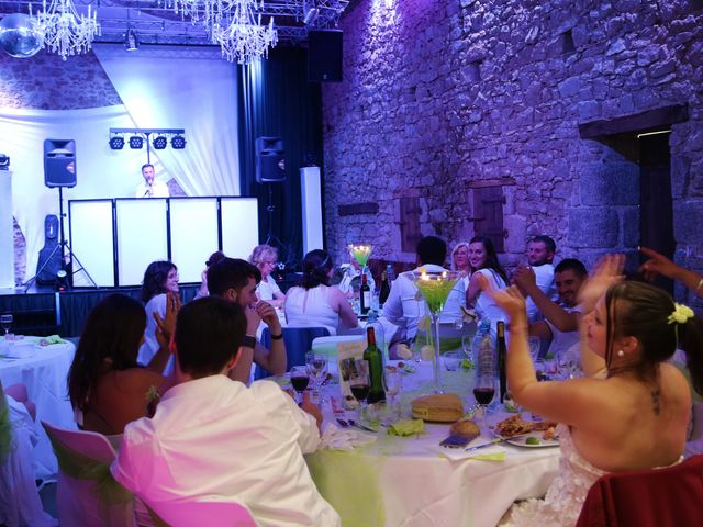 Le mariage de Sebastian et Laetitia à Tiffauges, Vendée 65