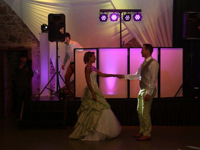 Le mariage de Sebastian et Laetitia à Tiffauges, Vendée 72