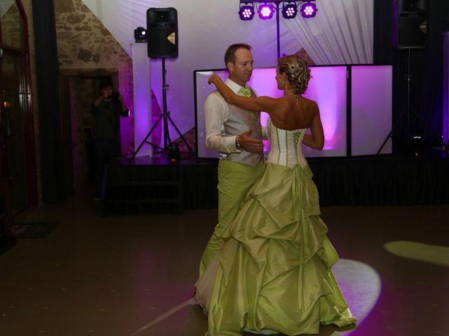Le mariage de Sebastian et Laetitia à Tiffauges, Vendée 76