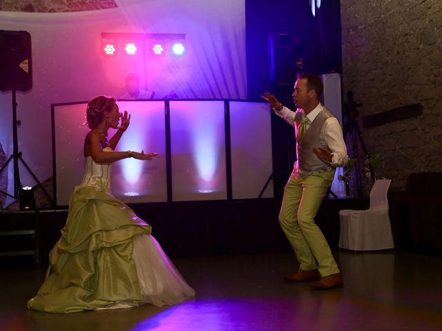 Le mariage de Sebastian et Laetitia à Tiffauges, Vendée 78