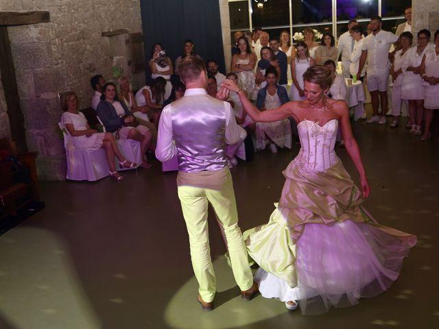 Le mariage de Sebastian et Laetitia à Tiffauges, Vendée 81