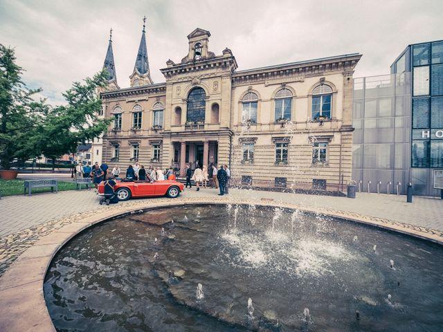 Le mariage de Anthony et Laetitia à Illkirch-Graffenstaden, Bas Rhin 5
