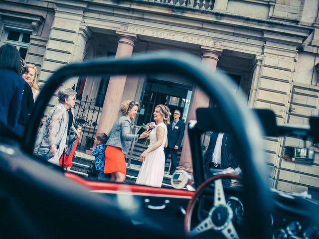 Le mariage de Anthony et Laetitia à Illkirch-Graffenstaden, Bas Rhin 6