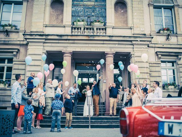 Le mariage de Anthony et Laetitia à Illkirch-Graffenstaden, Bas Rhin 21