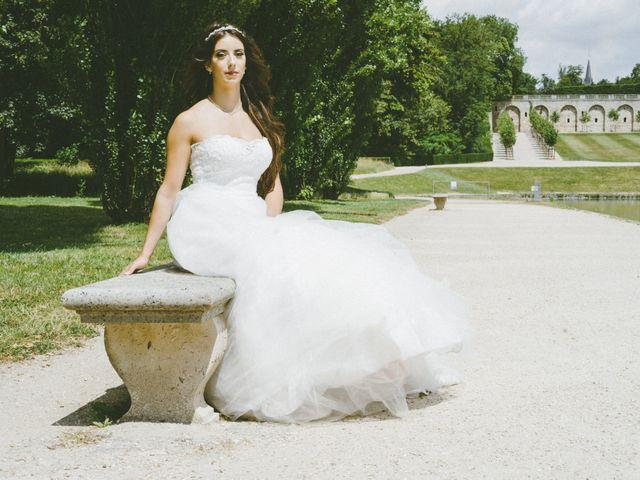 Le mariage de David et Nathalie à Châtillon, Hauts-de-Seine 2