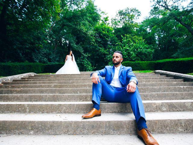Le mariage de David et Nathalie à Châtillon, Hauts-de-Seine 3