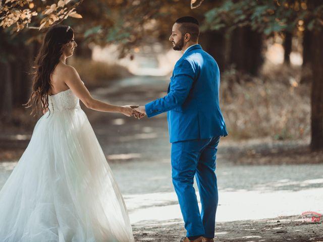 Le mariage de David et Nathalie à Châtillon, Hauts-de-Seine 7