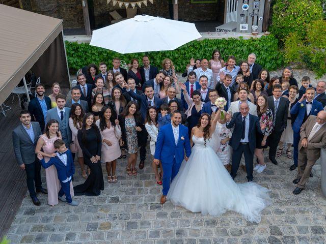 Le mariage de David et Nathalie à Châtillon, Hauts-de-Seine 15
