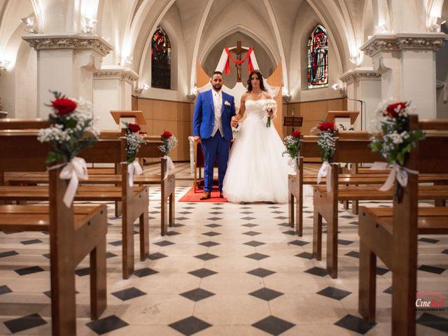 Le mariage de David et Nathalie à Châtillon, Hauts-de-Seine 11