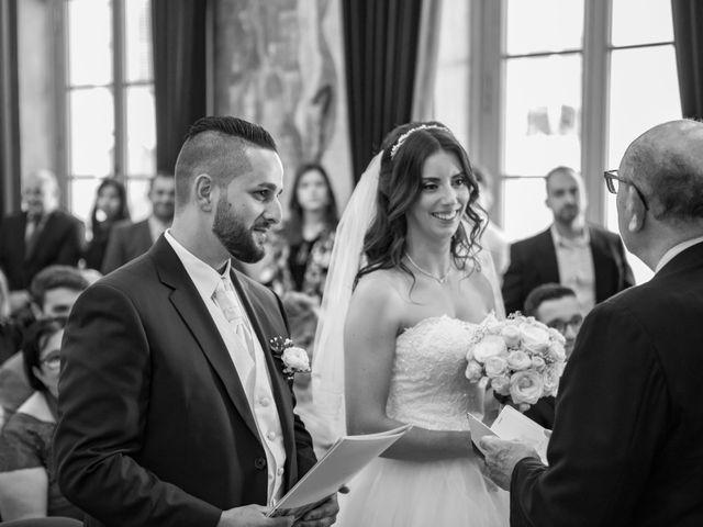 Le mariage de David et Nathalie à Châtillon, Hauts-de-Seine 24