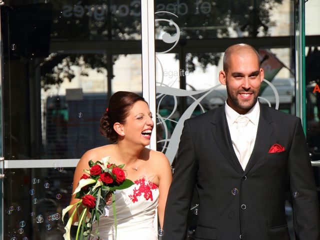 Le mariage de Emilie et Rémy à Besançon, Doubs 6
