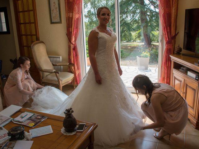 Le mariage de Yannick et Morgane à Arradon, Morbihan 1