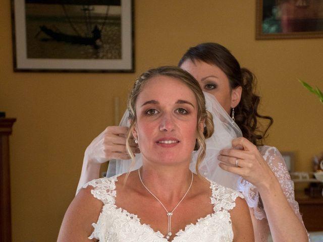 Le mariage de Yannick et Morgane à Arradon, Morbihan 18
