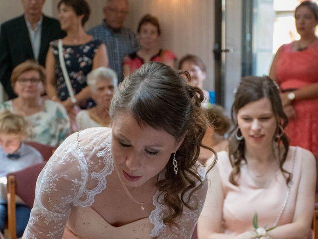 Le mariage de Yannick et Morgane à Arradon, Morbihan 20