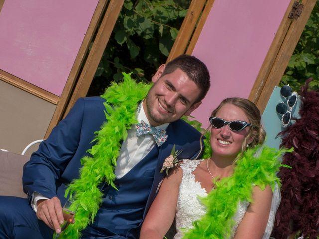 Le mariage de Yannick et Morgane à Arradon, Morbihan 27