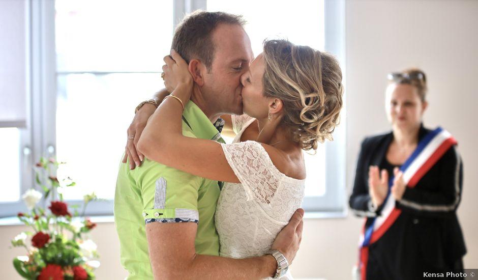 Le mariage de Sebastian et Laetitia à Tiffauges, Vendée