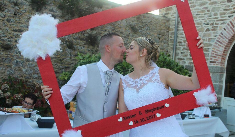 Le mariage de  Xavier et Stéphanie à Guipavas, Finistère