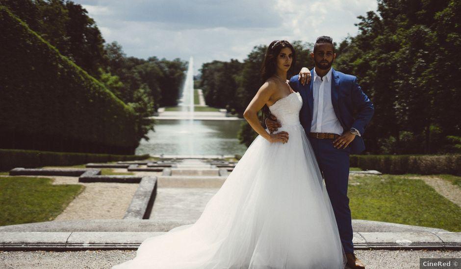 Le mariage de David et Nathalie à Châtillon, Hauts-de-Seine