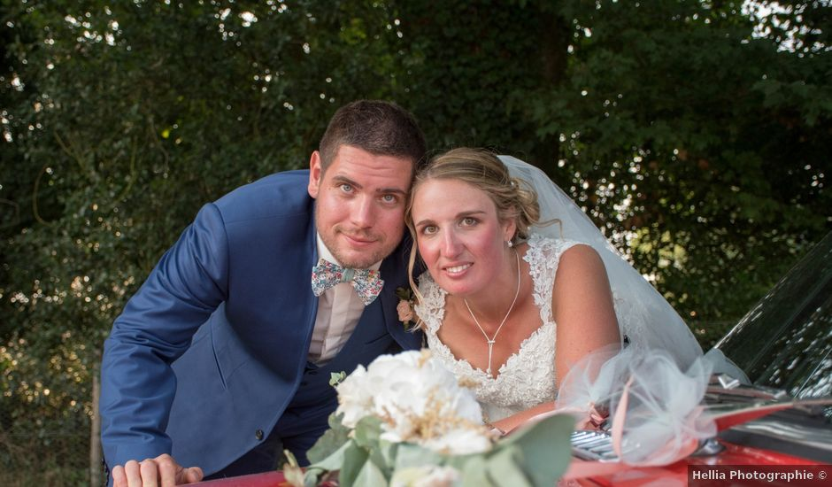 Le mariage de Yannick et Morgane à Arradon, Morbihan