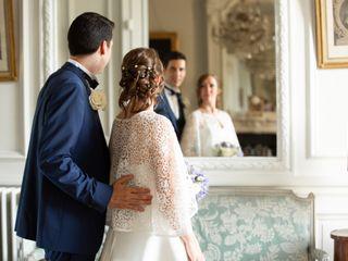 Le mariage de Laurence et Sylvain