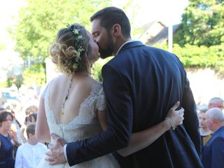 Le mariage de Maëva  et Kévin