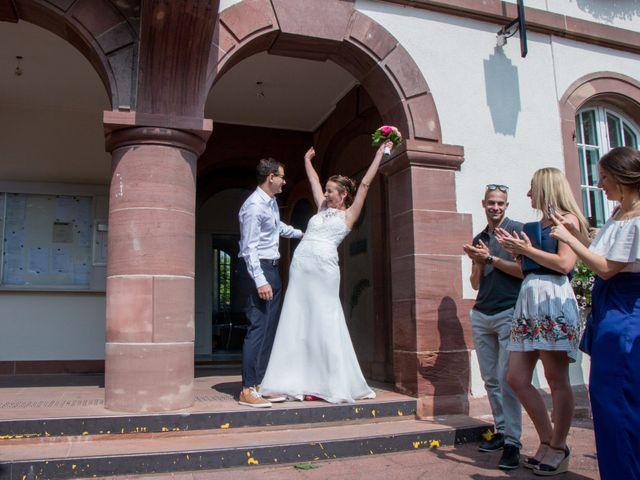 Le mariage de LoÏc et Lise à Bischoffsheim, Bas Rhin 37