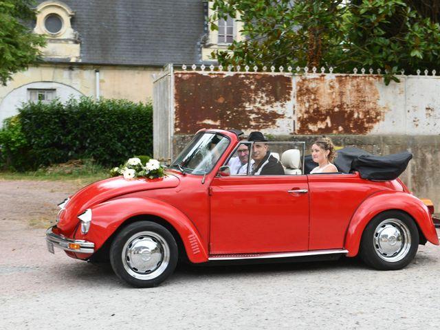Le mariage de Cédric et Aurélie à Loudun, Vienne 33