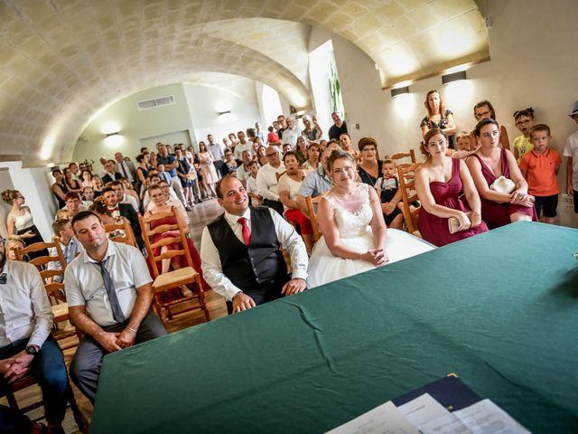 Le mariage de Cédric et Aurélie à Loudun, Vienne 36