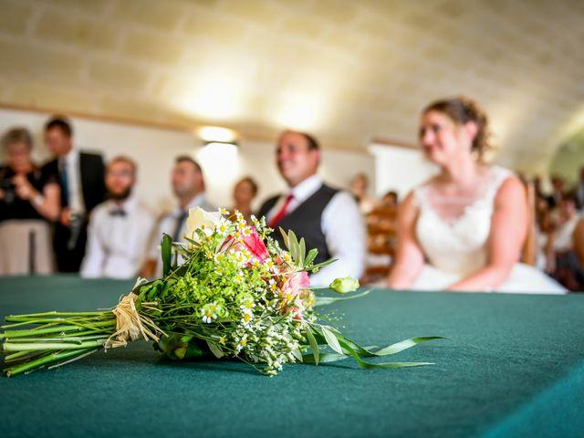 Le mariage de Cédric et Aurélie à Loudun, Vienne 37