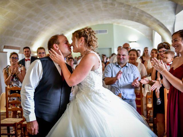 Le mariage de Cédric et Aurélie à Loudun, Vienne 38