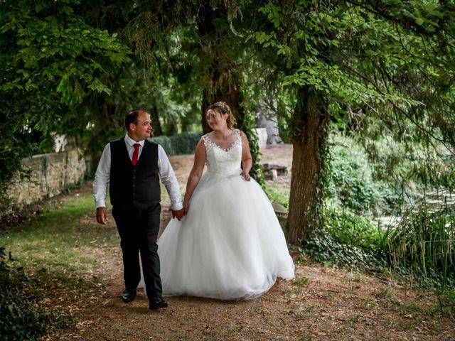 Le mariage de Cédric et Aurélie à Loudun, Vienne 57