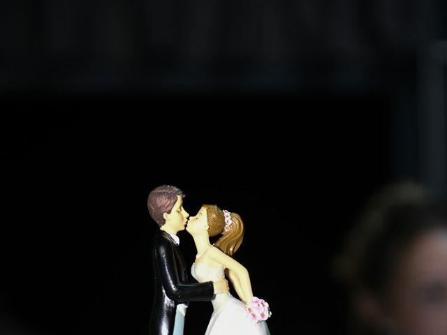 Le mariage de Cédric et Aurélie à Loudun, Vienne 71