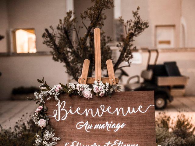 Le mariage de Etienne et Eleonore à Vallabrègues, Gard 5