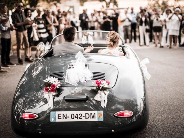 Le mariage de Etienne et Eleonore à Vallabrègues, Gard 6