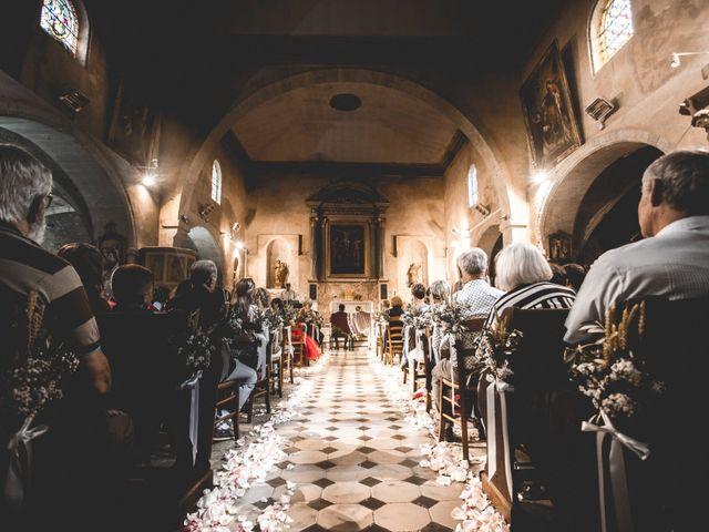 Le mariage de Etienne et Eleonore à Vallabrègues, Gard 19