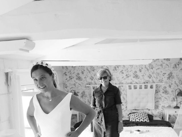 Le mariage de Rémi et Marie-Charlotte à Saint-Porchaire, Charente Maritime 12