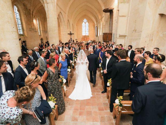 Le mariage de Rémi et Marie-Charlotte à Saint-Porchaire, Charente Maritime 29