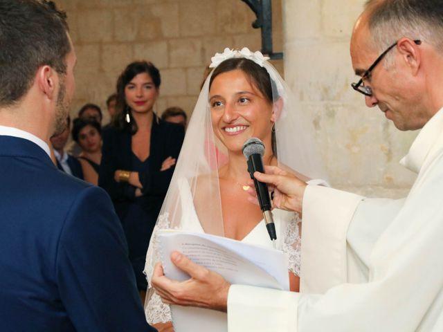 Le mariage de Rémi et Marie-Charlotte à Saint-Porchaire, Charente Maritime 40