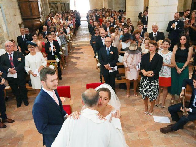 Le mariage de Rémi et Marie-Charlotte à Saint-Porchaire, Charente Maritime 43