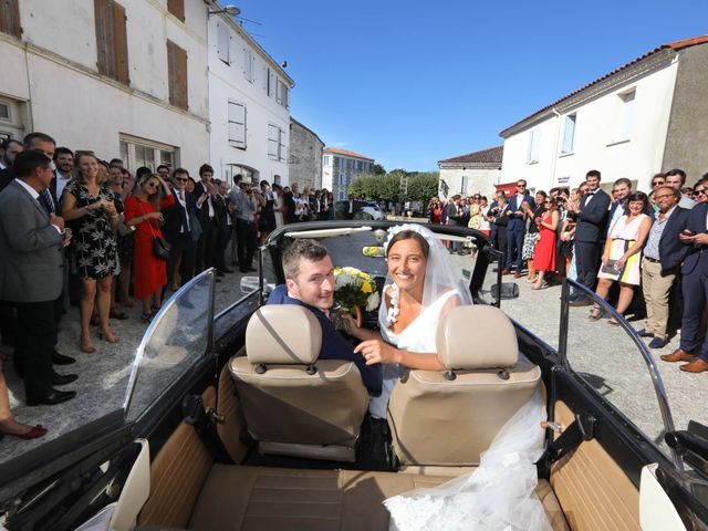 Le mariage de Rémi et Marie-Charlotte à Saint-Porchaire, Charente Maritime 54