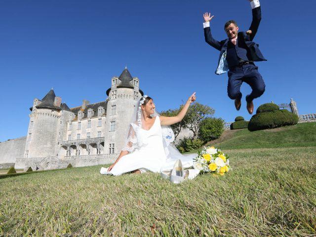 Le mariage de Rémi et Marie-Charlotte à Saint-Porchaire, Charente Maritime 57