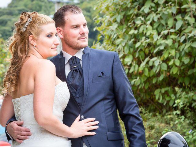 Le mariage de Gaétan et Marjorie à Semons, Isère 1