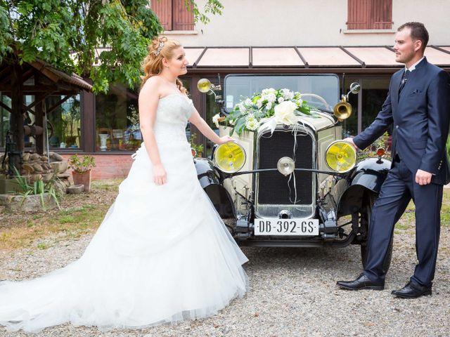 Le mariage de Gaétan et Marjorie à Semons, Isère 2