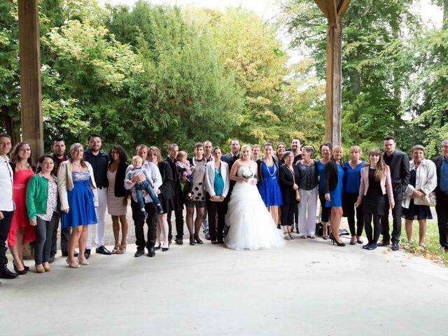 Le mariage de Gaétan et Marjorie à Semons, Isère 10