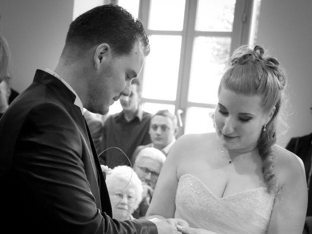 Le mariage de Gaétan et Marjorie à Semons, Isère 11