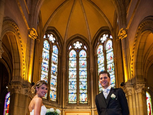 Le mariage de Alexandre et Rosalie à Lyon, Rhône 43